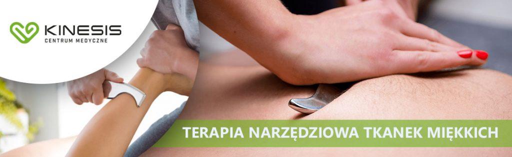 terapia narzędziowa tkanek miękkich